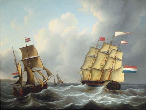 Martinus Schouman (Dutch, 1770