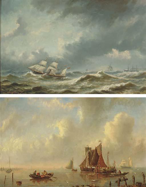 (2) Bartol Wilhelm van Laar (D