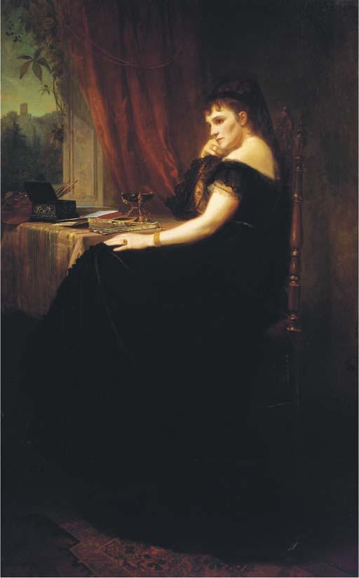 August César (Austrian, 1837-1