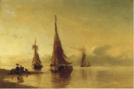 Viggo Fauerholdt (Danish, 1832