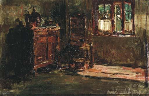 David Oyens (Dutch, 1842-1902)