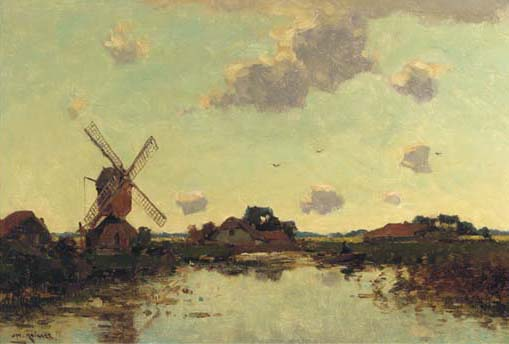 Jan Knikker (Dutch, 1889-1957)