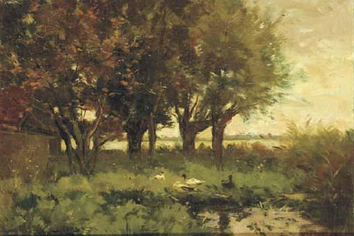 Johannes Karel Leurs (Dutch, 1