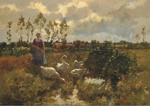 Cornelis Koppenol (Dutch, 1865