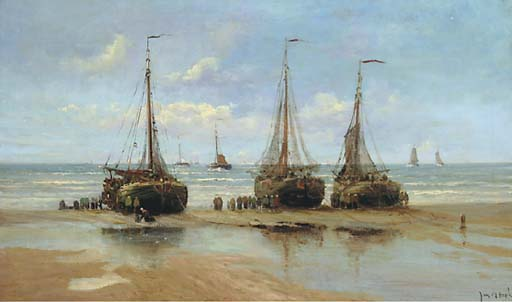 Jurrien Marinus Beek (Dutch, 1