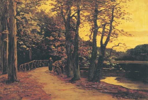 Frits Mondriaan (Dutch, 1853-1