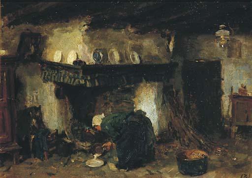 Jacques Zon (Dutch, 1872-1932)