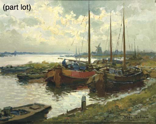 (2) Kees Terlouw (Dutch, 1890-