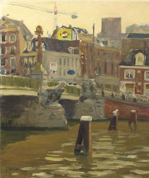 Joop Stierhout (Dutch, 1911-19