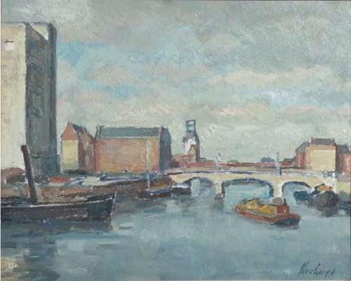 (2) Albert Neuhuys (Dutch, 189