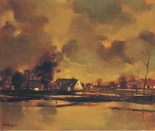 Albert Claeys (Belgian, 1889-1