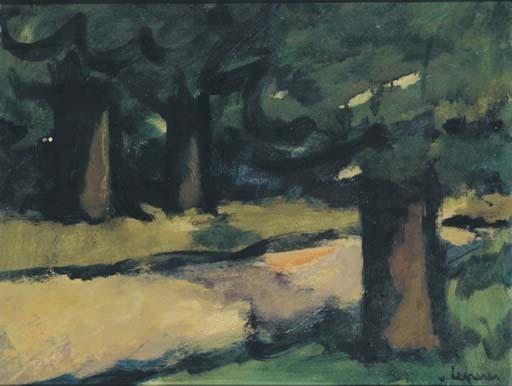 Hans van Ieperen (Dutch, 1909-