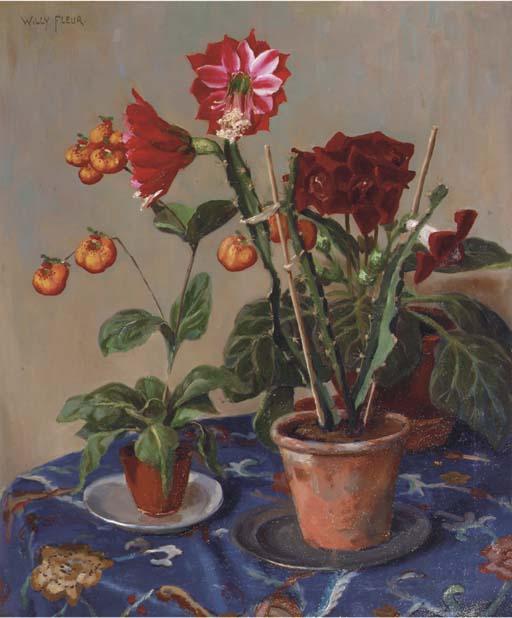 Willy Fleur (Dutch 1888-1967)