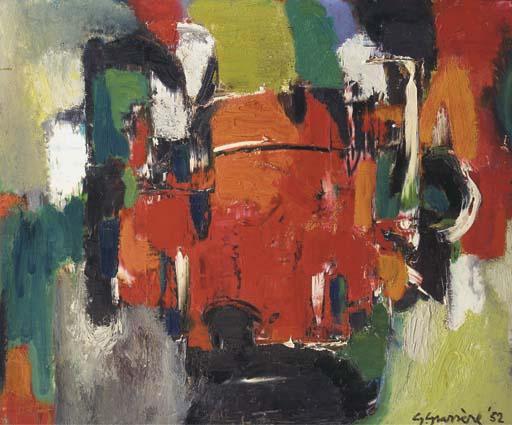Gerard Grassere (Dutch, 1915-1