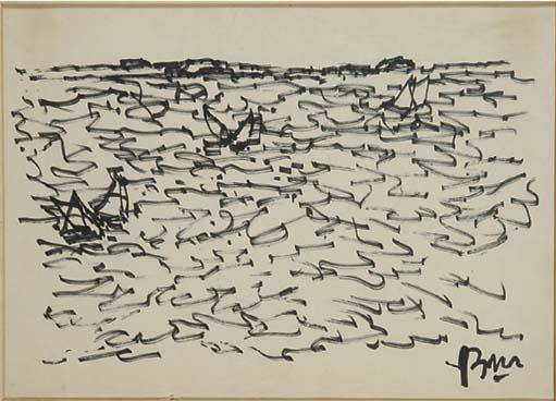 Gerrit Benner (Dutch, 1897-198