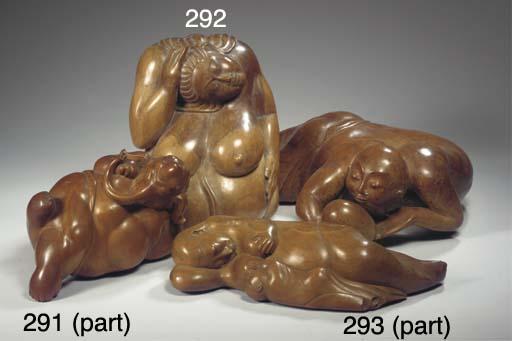 (3)  three modern balinese woo