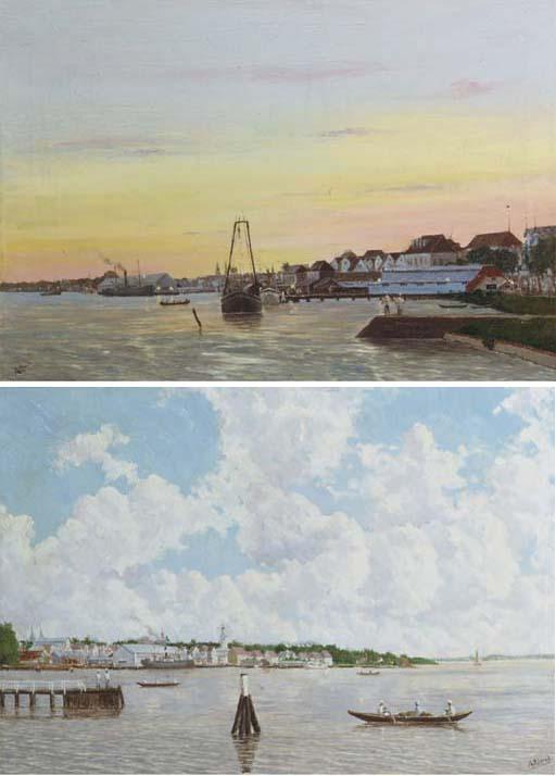 (2) Arthur Eland (Dutch, 1884-