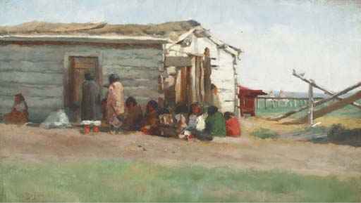 William Brymner (Canadian, 185