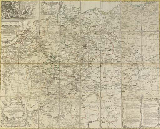 Homan, Nouvelle Carte Geograph