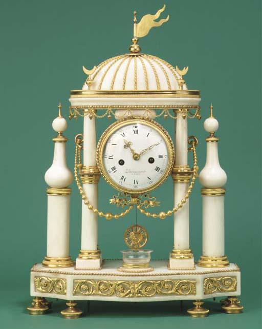 A Louis XVI ormolu-mounted whi