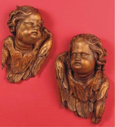 (2)  A pair of South German ca