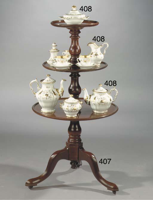 (28)  A Waldenburg porcelain g