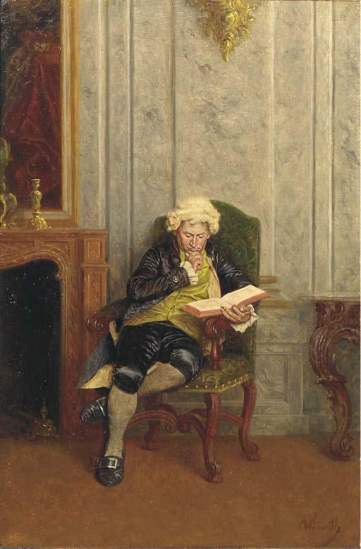 Wilhelm Löwith (Austrian, 1861