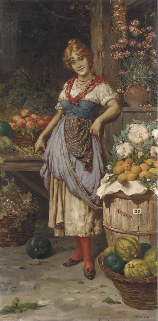 F. Avilo (Italian, 19th centur