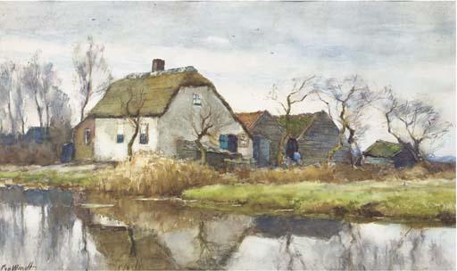 Chris van der Windt (Dutch, 18