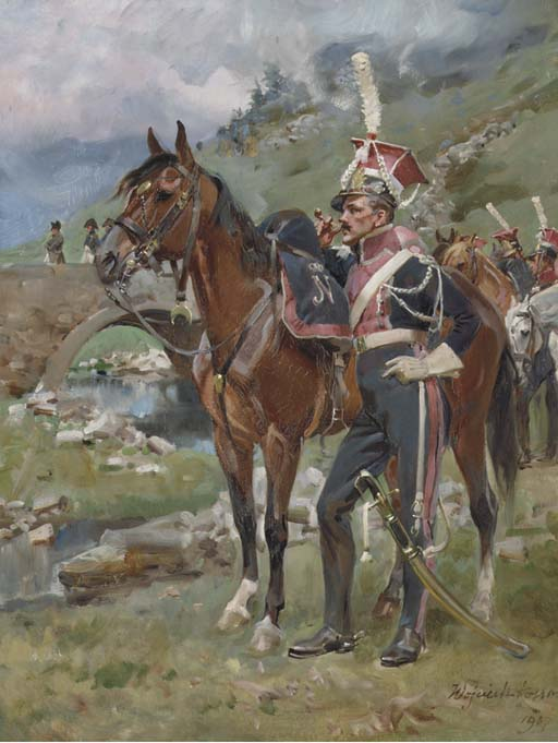 Wojciech Kossak (Polish, 1857-