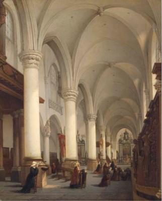Bernard Neyt (Belgian, 1825-18