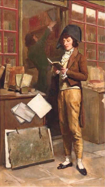 Jean Baptiste Madou (Belgian,