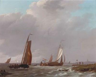 Johannes Koekkoek (Dutch, 1811