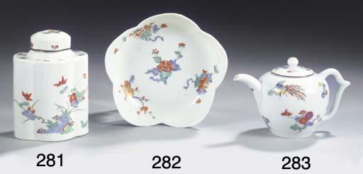 A Meissen porcelain 'Kakiemon'