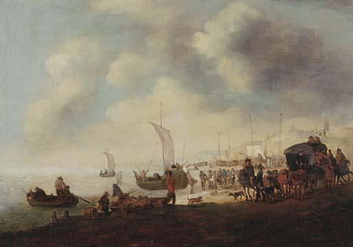 Follower of Hendrick de Meijer