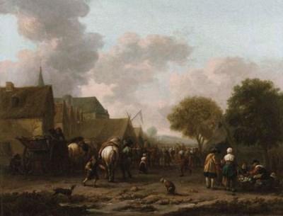 Barent Gael (Haarlem 1620-1703