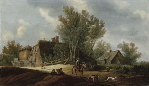Pieter de Neijn (Leyden 1597-1