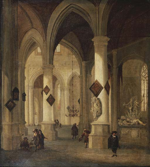 Follower of Hendrick Cornelisz