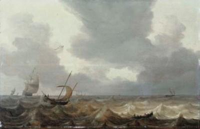 Jan Porcellis (Ghent 1580/84-1