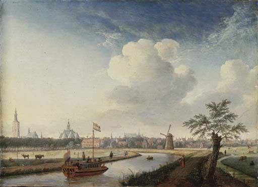 Jan ten Compe (Amsterdam 1713-