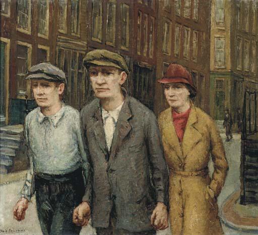 Chris Beekman (Dutch, 1887-196