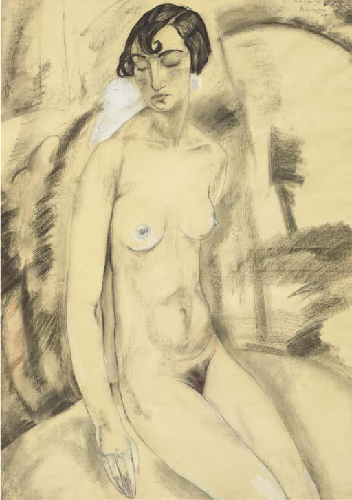 Lode Seghers (Belgian, 1906-20