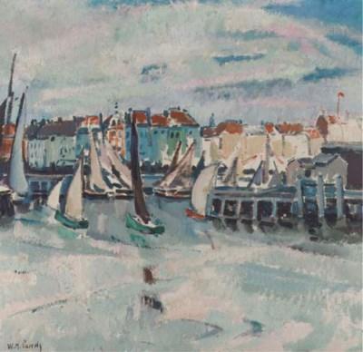 Willem Paerels (Belgian, 1878-