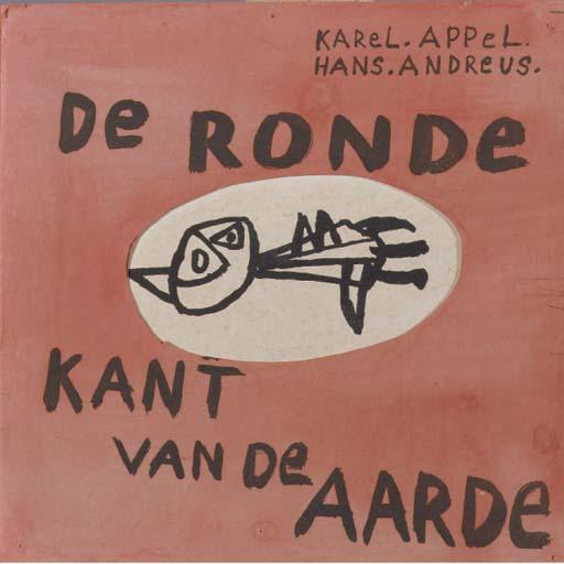 Karel Appel (Dutch, B.1921) an