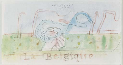 Co Westerik (Dutch, B.1924)