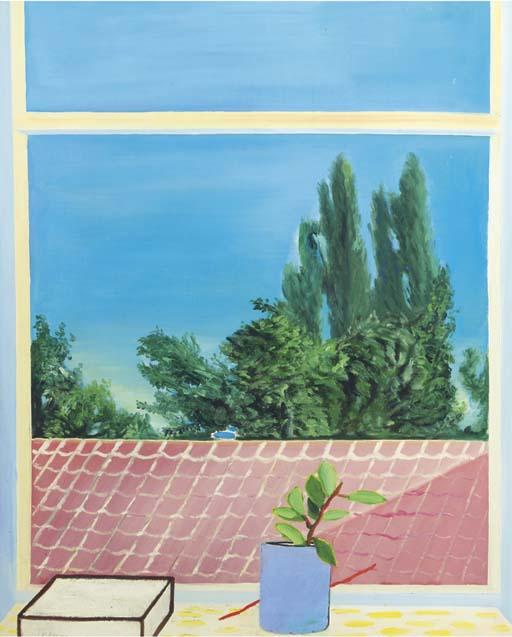 Yvan Theys (Belgian, B.1936)