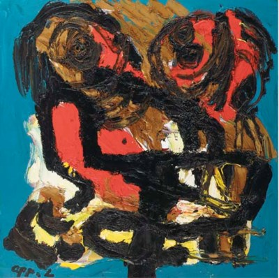 Karel Appel (Dutch, B.1921)