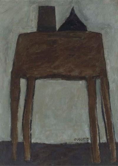 Klaas Gubbels (Dutch, B.1934)