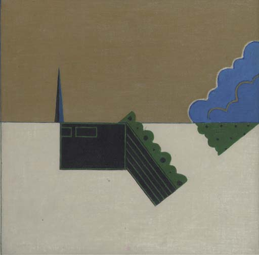 Ben Akkerman (Dutch, B.1920)