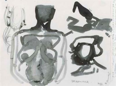 Marlene Dumas (South-African,